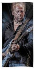 Mark Knopfler Dire Straits Hand Towel
