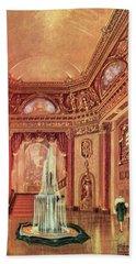Mastbaum Theatre Bath Towel