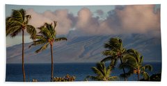 Maui Palms Hand Towel