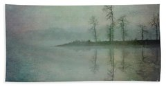 Misty Tranquility Hand Towel