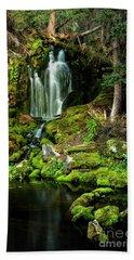 Mossy Falls Bath Towel
