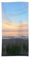 Obx Sunrise Bath Towel