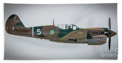 P-40 Warhawk Bath Towel