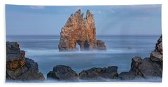 Playa Portizuelo - Spain Hand Towel