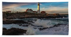 Portland Headlight Bath Towel