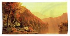 Shawanagunk Mountains Bath Towel
