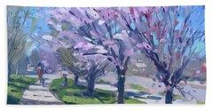 Spring Blossom Hand Towel