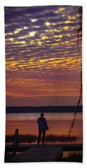 Starke Sunset Bath Towel