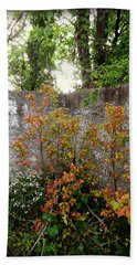 Summer Night In Stayner Hand Towel