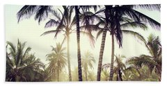 Ticla Palms Bath Towel