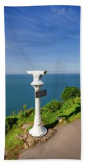 Valley Of The Rocks Views Hand Towel