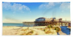 14th Avenue Pier Bath Towel
