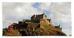 19/08/13 Edinburgh, The Castle. Hand Towel