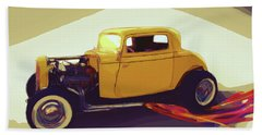 1932 Ford Coupe Bath Towel
