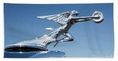 1934 Packard Automobile Hood Ornament Hand Towel