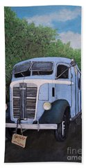 1937  Gmc Coe Bath Towel