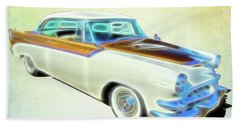 1956 Dodge Royal Bath Towel