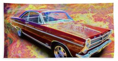 1966 Ford Fairlane Bath Towel