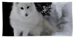Artic Fox Bath Towel