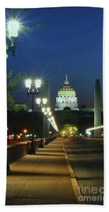 Capitol Dome Hand Towel