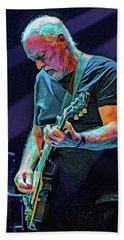 David Gilmour Live Hand Towel
