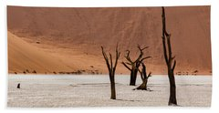 Deadvlei Desert Bath Towel
