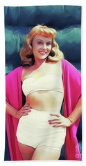 Paulette Goddard, Hollywood Legend Bath Towel