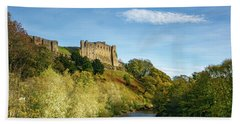 Richmond Castle Hand Towel