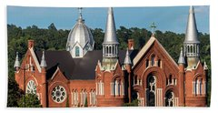 Sacred Heart Cultural Center - Augusta Ga Bath Towel