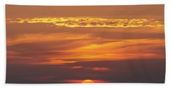 Sunset Hand Towel