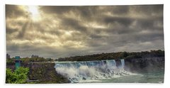 The American Falls Hand Towel