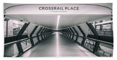 Crossrail Place Hand Towel