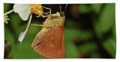 Skipper Butterfly Hand Towel