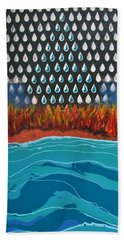 40 Years Reconciliation Bath Towel