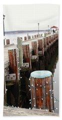 Northport Dock Bath Towel