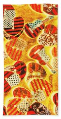 A Country Concerto Hand Towel