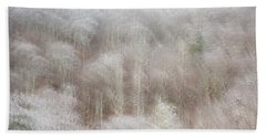 A Ghost Of Trees Bath Towel