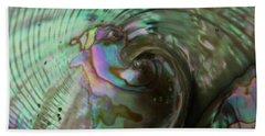 Abalone_shell_9903 Hand Towel