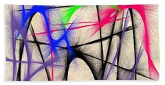 Abstract 901 Hand Towel