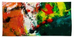 Abstract - Dwp443292860 Hand Towel
