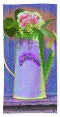Abstract Floral Art 343 Hand Towel