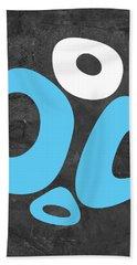 Abstract Splash Theme X Hand Towel