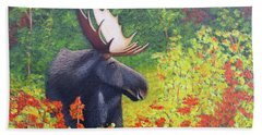 Afternoon Munch Hand Towel