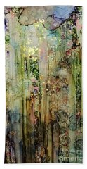 All That Glitters Hand Towel