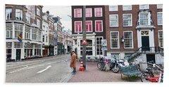 Amsterdam Pride Hand Towel