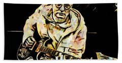 Andy Partridge Collection - 1 Bath Towel