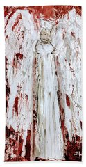 Angel Against Violence Hand Towel
