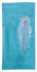 Angel Baby Hand Towel