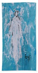 Angel For Grievance Hand Towel