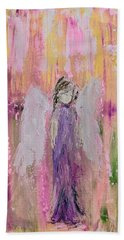 Angel In  Paradise Hand Towel